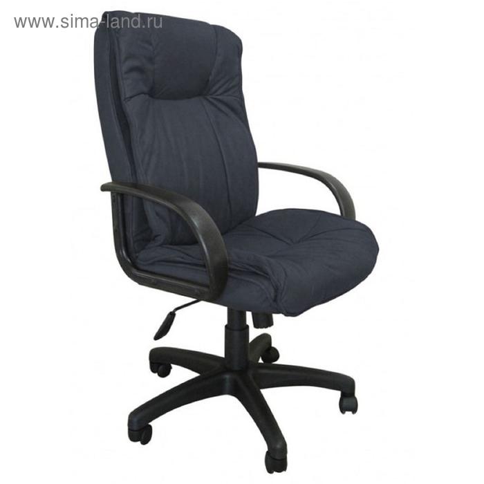 Кресло руководителя CH-838AXSN/MF111-2 черный, микрофибра