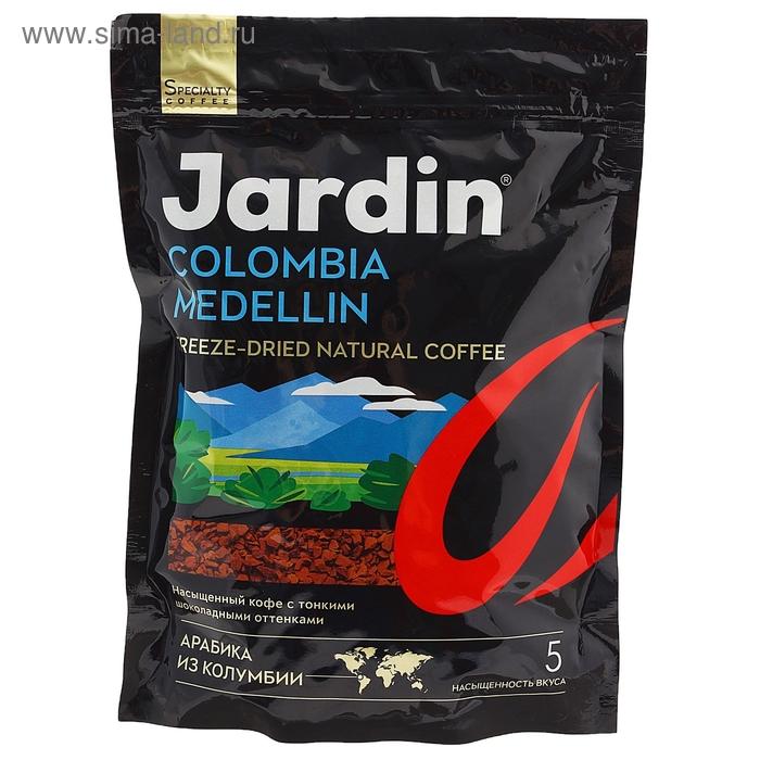 Кофе Jardin Columbia Medilin, растворимый, мягкая упаковка, 150 гр