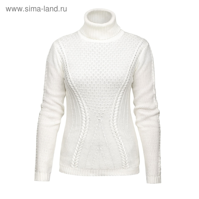 Джемпер женский, размер S, цвет молочный KJN671