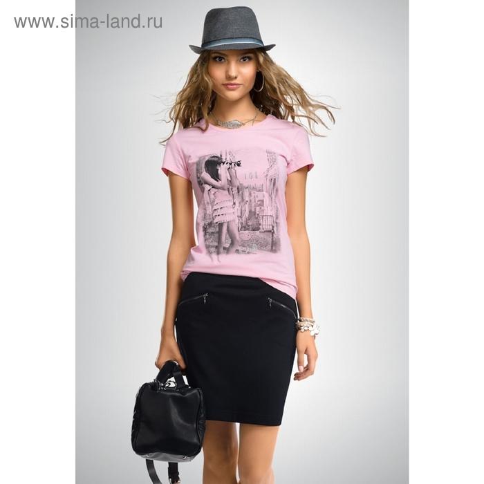 Юбка женская, размер XS, цвет чёрный FSF664