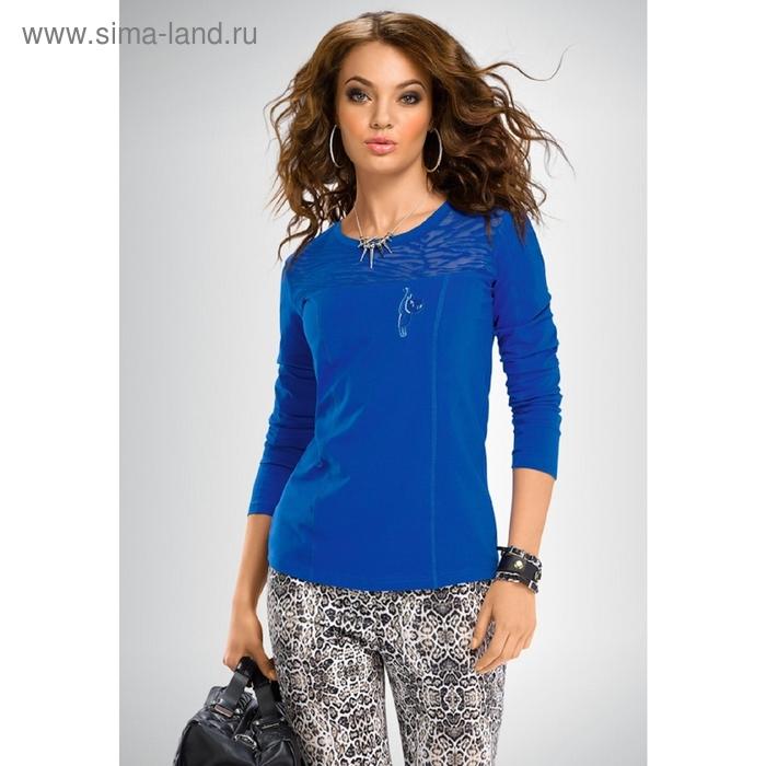 Джемпер женский, размер L, цвет синий FJ661