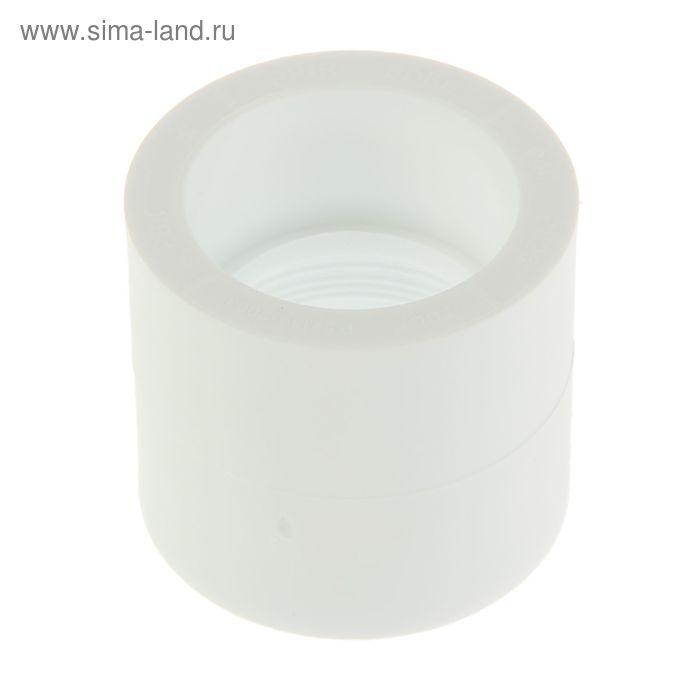 """Муфта """"РВК"""", полипропиленовая, 40 мм"""
