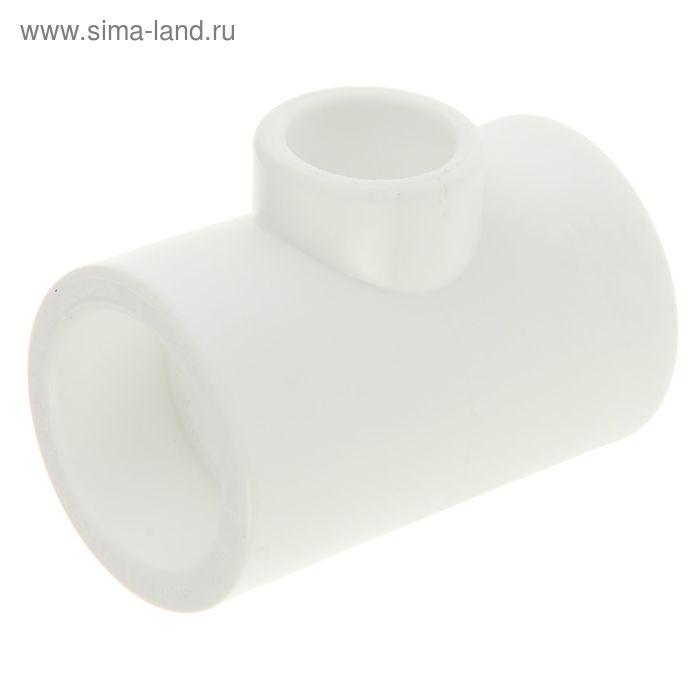"Тройник ""РВК"", полипропиленовый, 40 х 25 х 40 мм"