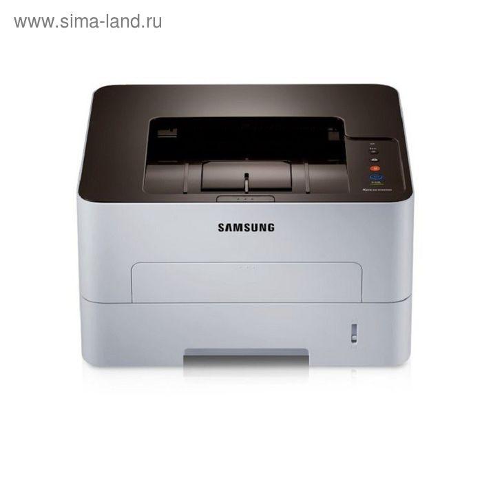 Принтер лазерный черно-белый Samsung SL-M2820ND, А4, Duplex