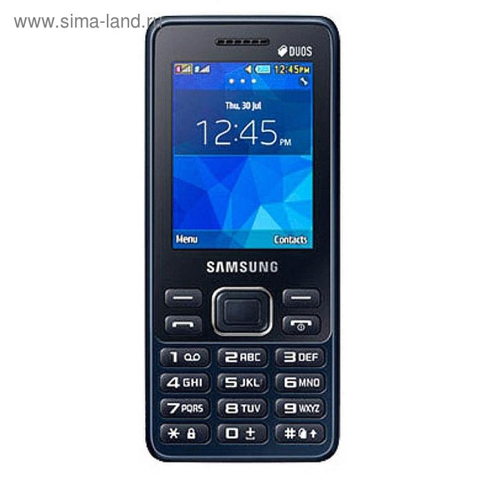 Мобильный телефон Samsung Metro SM-B350E Duos, чёрный