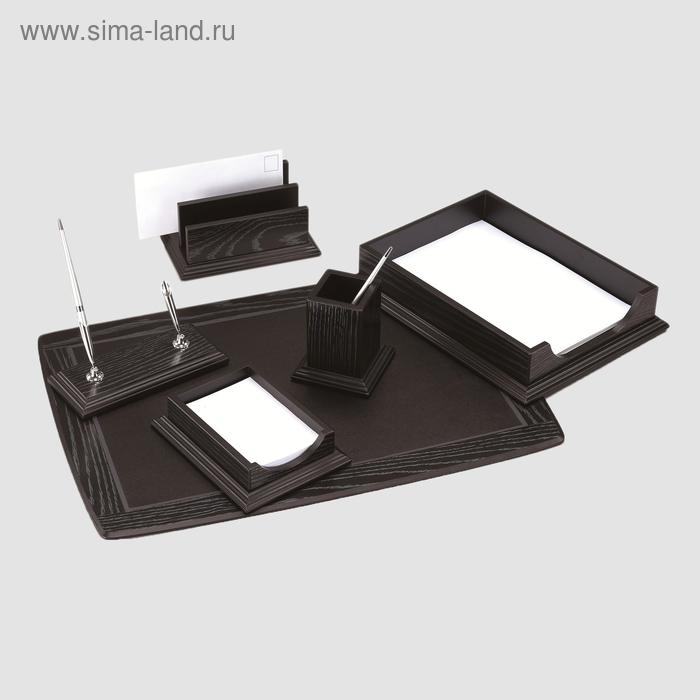Набор настольный Good Sunrise BK6DX-1 деревянный/МДФ 6 предметов