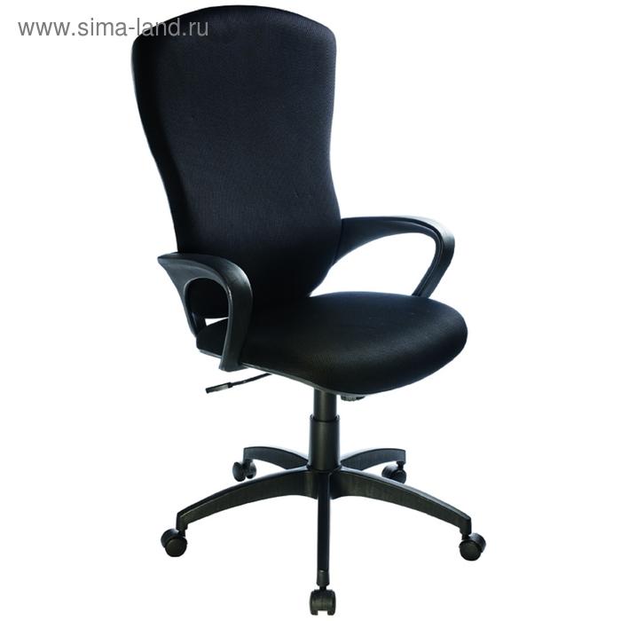 Кресло руководителя CH-818AXSN/15-21 черный сиденье черный