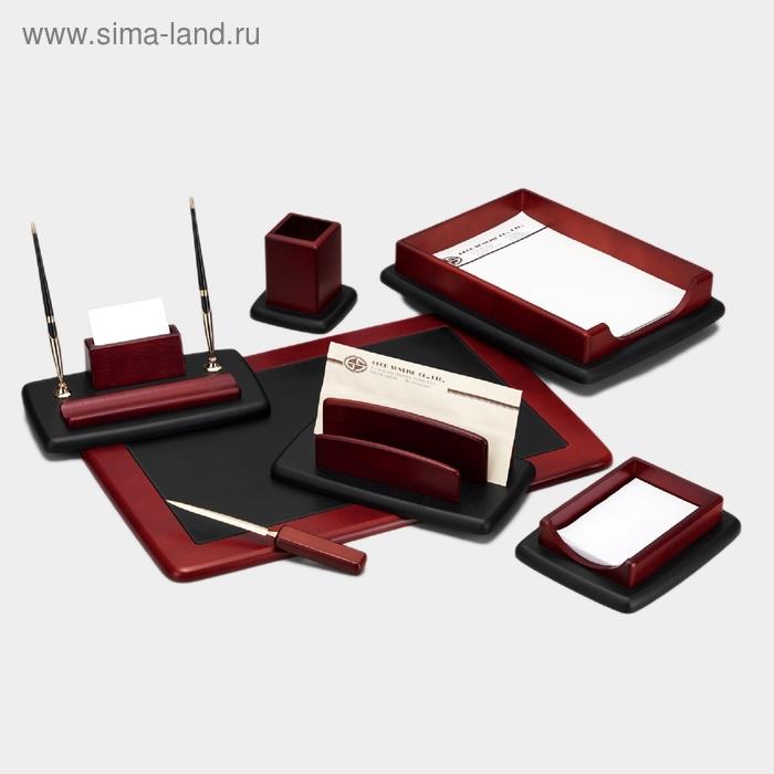 Набор настольный Good Sunrise M7LF-1 деревянный/МДФ 7 предметов