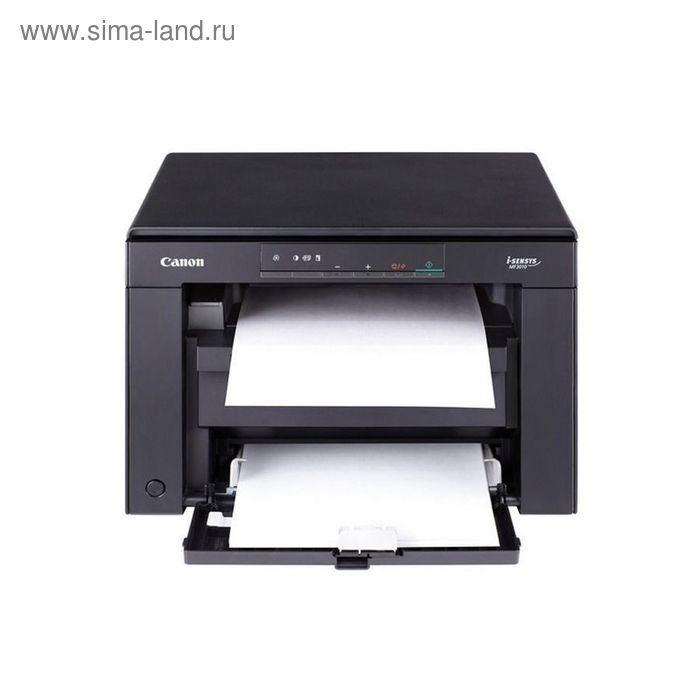 МФУ, лазерная черно-белая печать Canon i-Sensys MF3010, А4