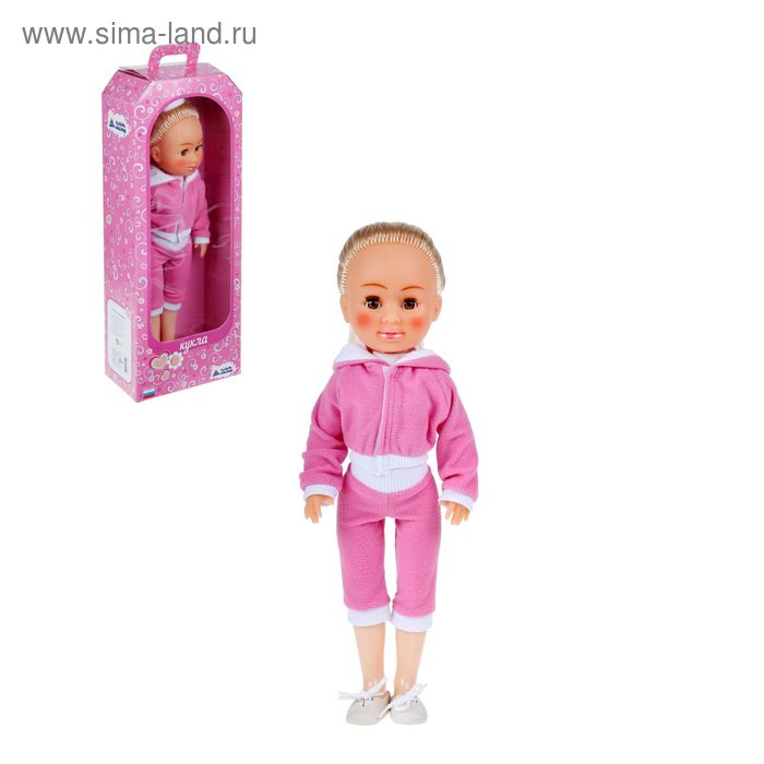 "Кукла ""Алечка"""