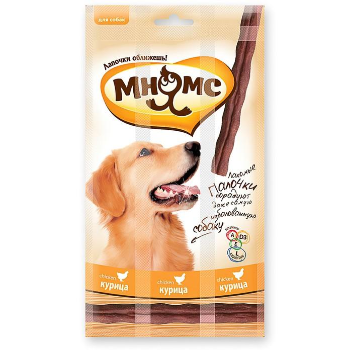 """Лакомые палочки """"Мнямс"""" для собак, с курицей, 45 г"""