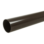 Труба водосточная  шоколад 3000 мм DÖCKE LUX