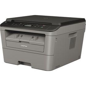 МФУ, лазерная черно-белая печать Brother DCP-L2500DR, А4, Duplex Ош