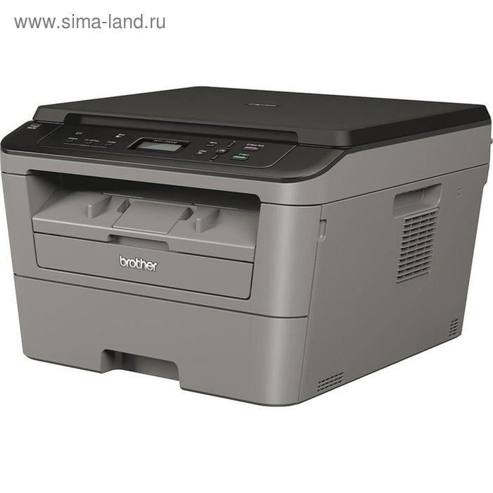 МФУ, лазерная черно-белая печать Brother DCP-L2500DR, А4, Duplex