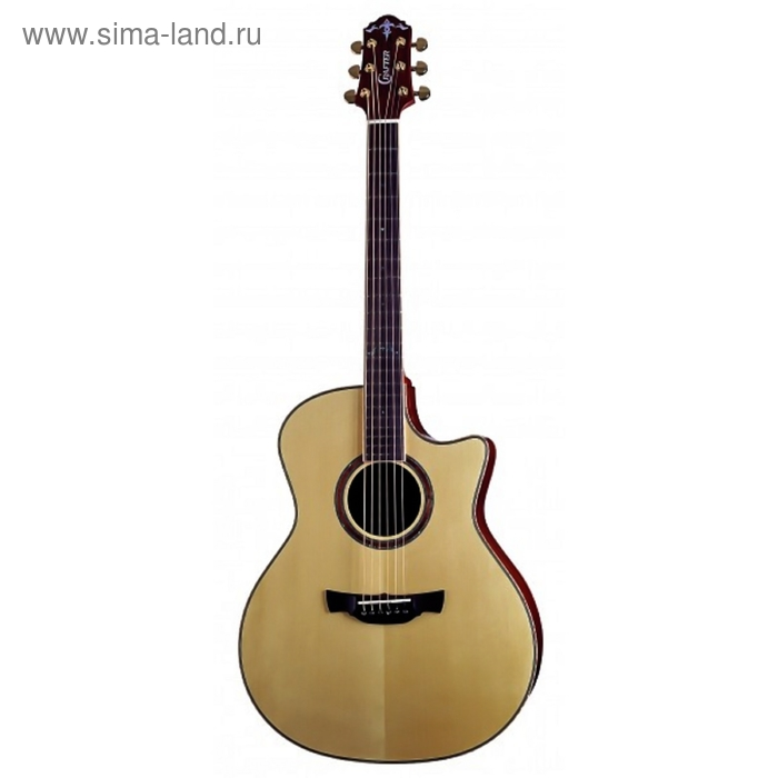 Электроакустическая гитара CRAFTER GLXE–3000/BB + кейс