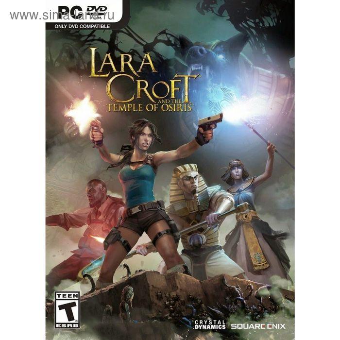 PC: Lara Croft and the Temple of Osiris - DVD-Jewel
