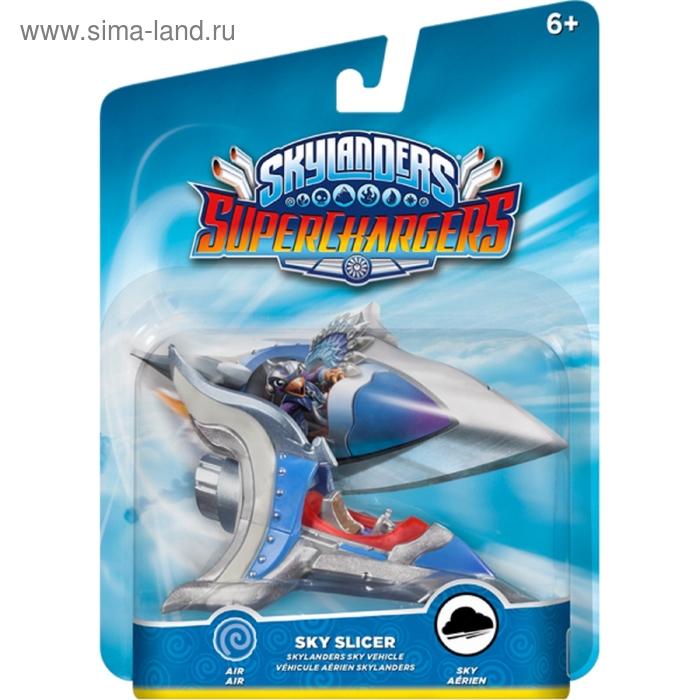 Фигурка Skylanders SuperChargers суперзаряд - STORMBLADE (стихия Air).