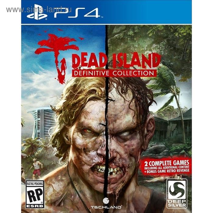 PS4:  Dead Island Definitive Edition