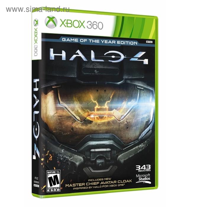 Halo 4 GOTY Edition (F3Z-00022)