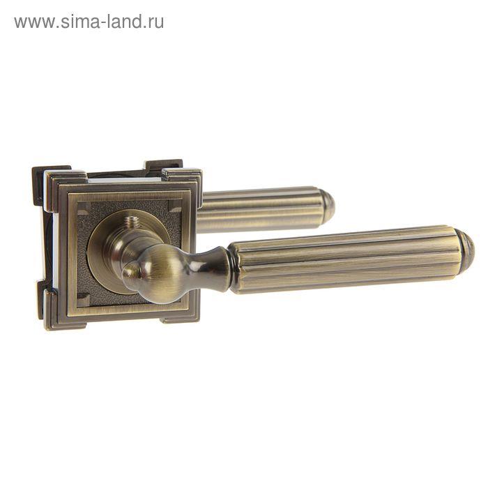 Ручка раздельная TRODOS Premium 19-688 MAB, цвет бронза античная