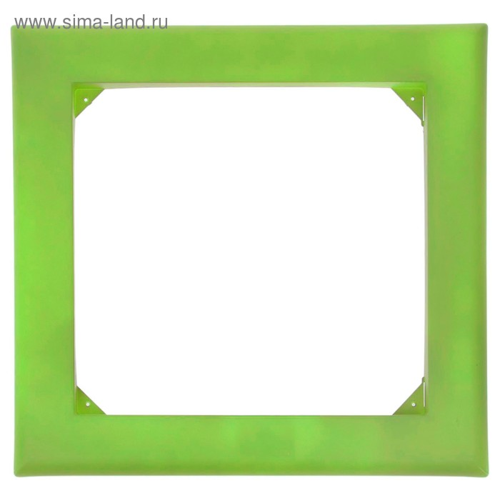 Рамка для фитокартины, цвет зеленый