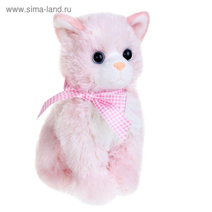 Мягкая игрушка «Кошка Duchess», цвет розовый