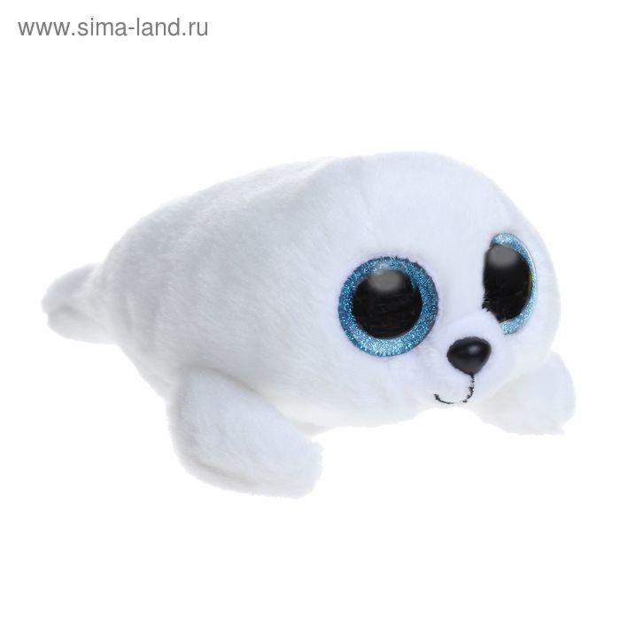 Мягкая игрушка «Белый тюлень Icing»