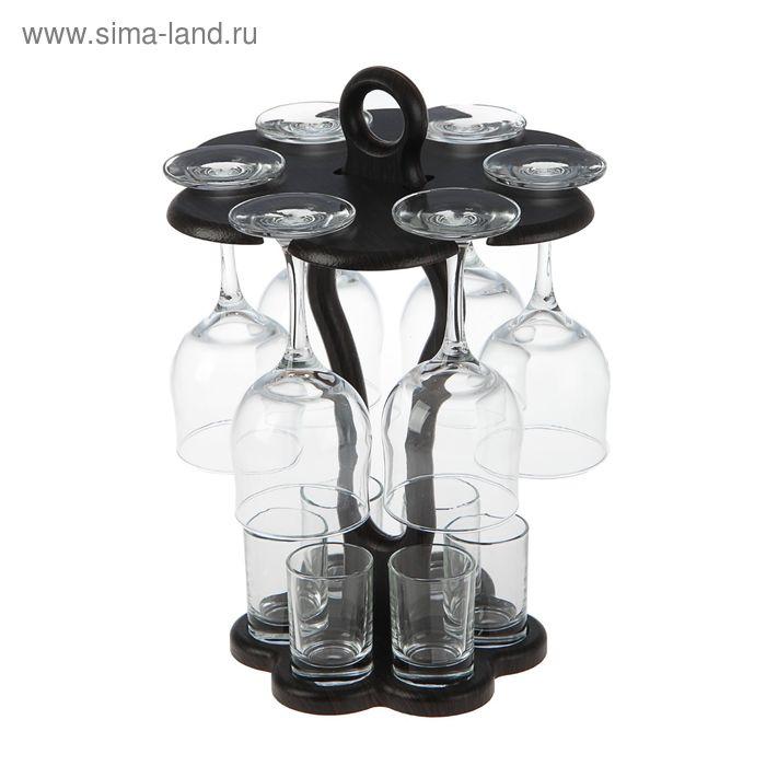 "Мини-бар 12 пр вино, гладье ""Изящный""  200/50 мл"