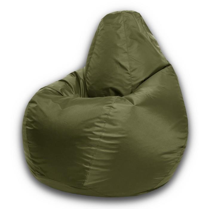Кресло-мешок Малыш, ткань нейлон, цвет хаки