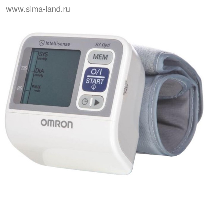 Тонометр автоматический на запястье OMRON R3 Opti