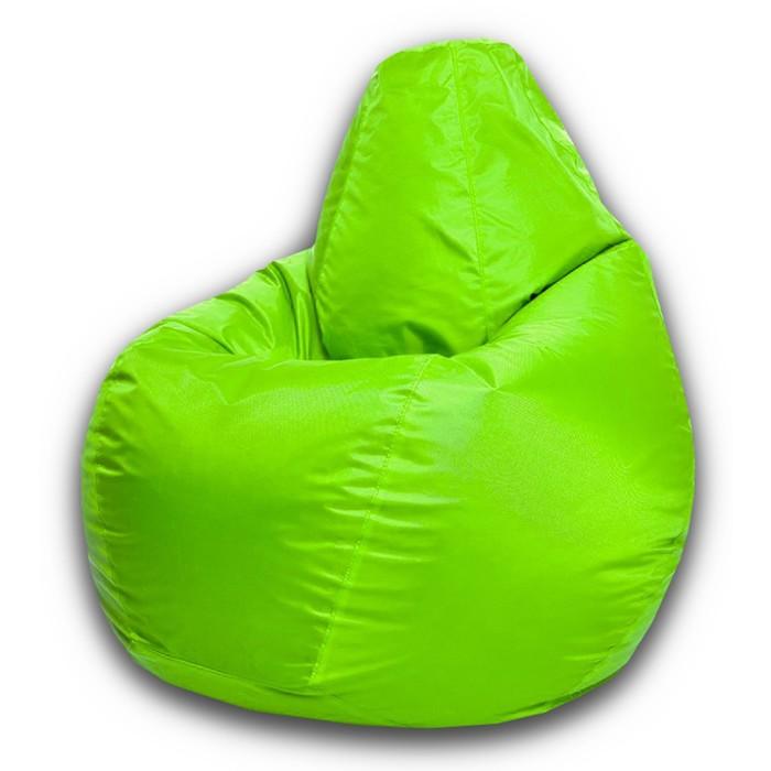 Кресло-мешок Стандарт, ткань нейлон, цвет салатовый люмин