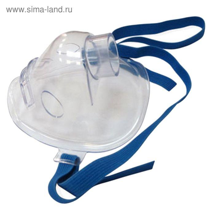 Маска детская к небулайзерам OMRON (ПВХ, хол. обработка)