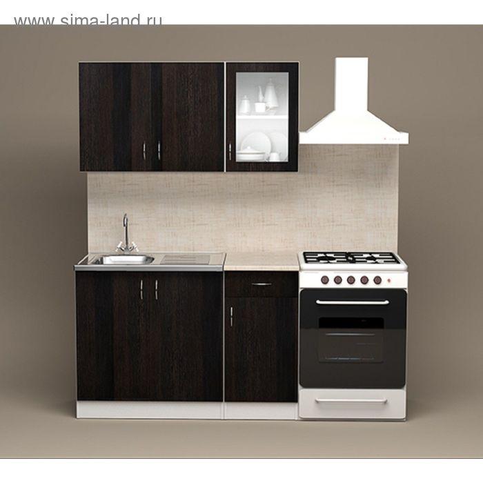 Кухонный гарнитур Ангелина Венге 1200