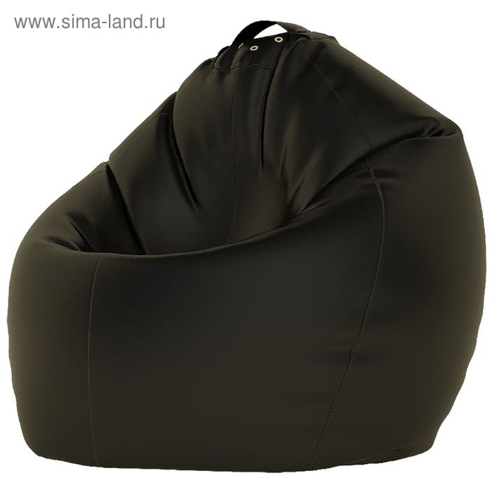 Кресло-мешок XXXL, ткань нейлон, цвет черный