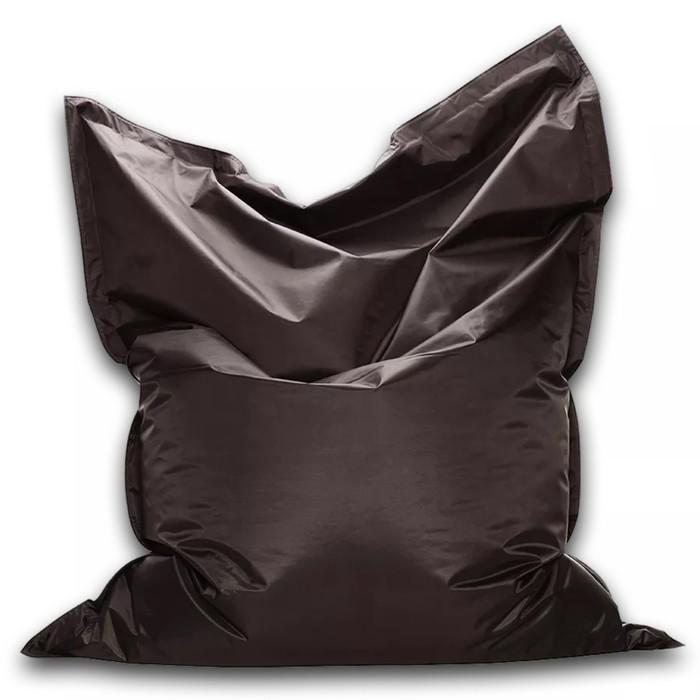 Кресло-мешок Мат мини, ткань нейлон, цвет коричневый