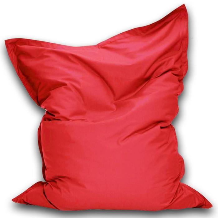 Кресло-мешок Мат мини, ткань нейлон, цвет красный