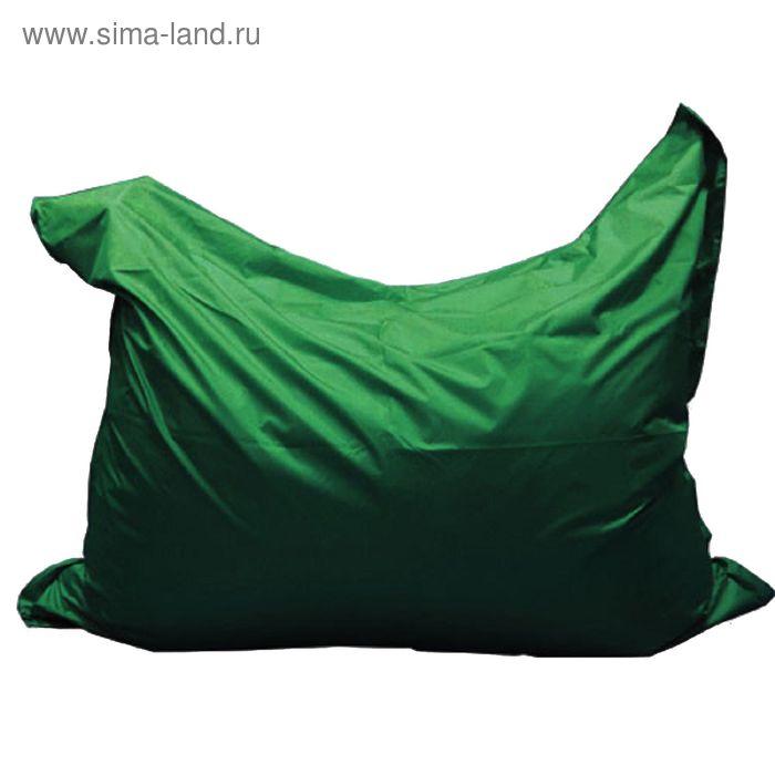 Кресло-мешок Мат макси, ткань нейлон, цвет зеленый