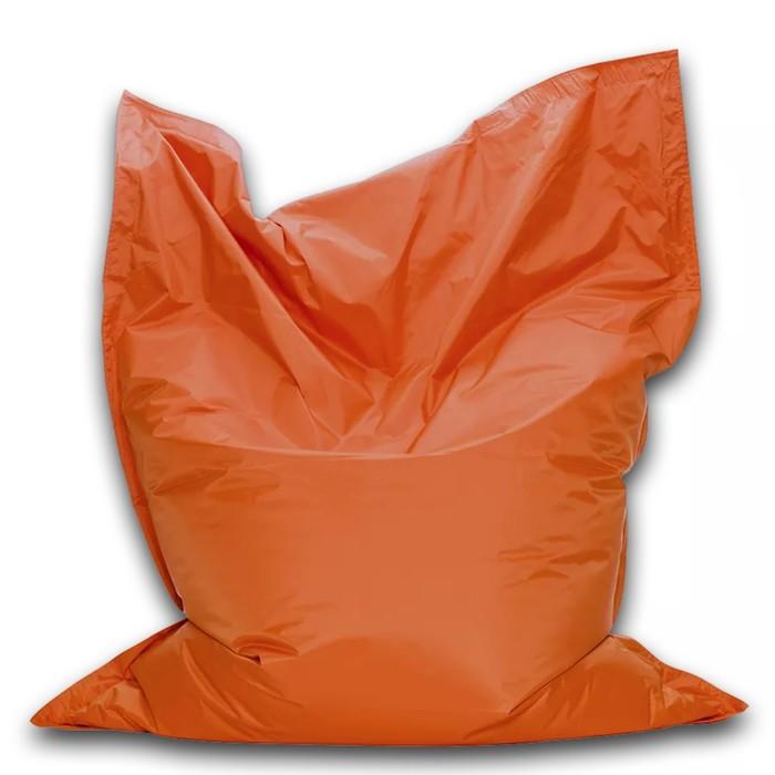 Кресло-мешок Мат макси, ткань нейлон, цвет оранжевый