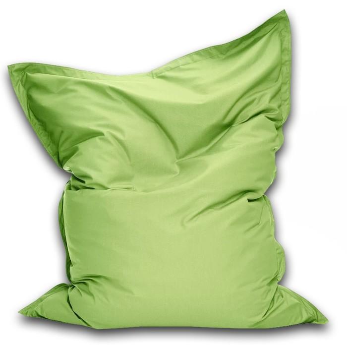 Кресло-мешок Мат макси, ткань нейлон, цвет салатовый