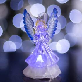 """Игрушка световая """"Ангел"""" (батарейки в комплекте) 1 LED, RGB, цветной"""