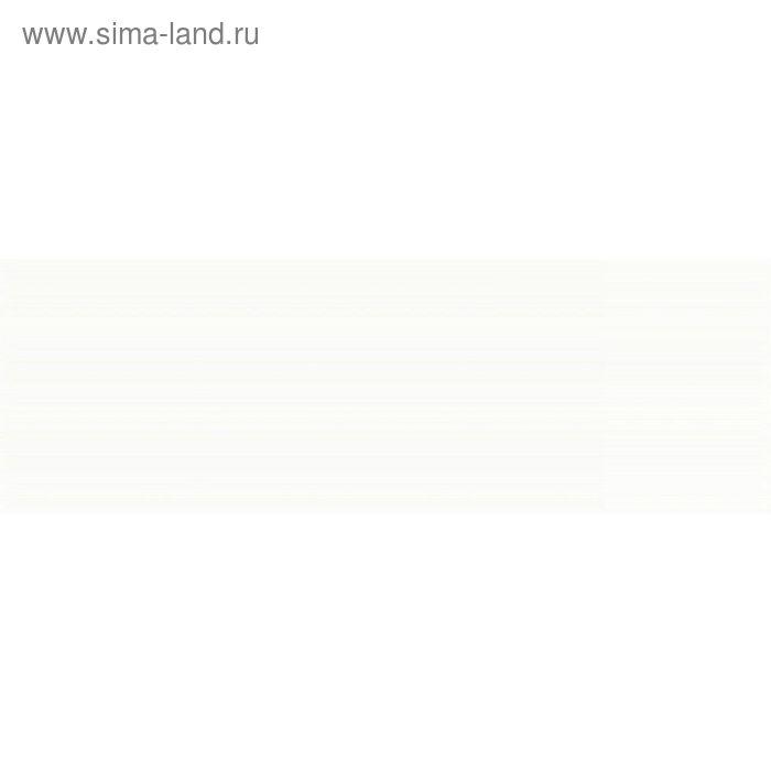 Облицовочная плитка Muza C-MUS051D, белая, 200х60 мм (1,08 м.кв)