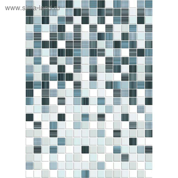 Вставка керамическая Motive MF2M042DT 2, голубая, 250х350 мм