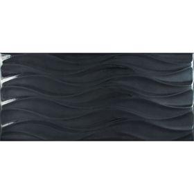 Облицовочная плитка Wave WAG401, тёмно-серая, 440х200 мм (1,05 м.кв)