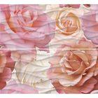 Панно Wave WA2F452DT Розы (набор 2 шт.), многоцветное, 400х440 мм