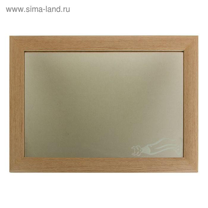 "Зеркало ""Багира"" (дуб 500х700)"