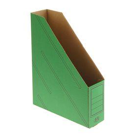 Накопитель архивный 75мм, зеленый
