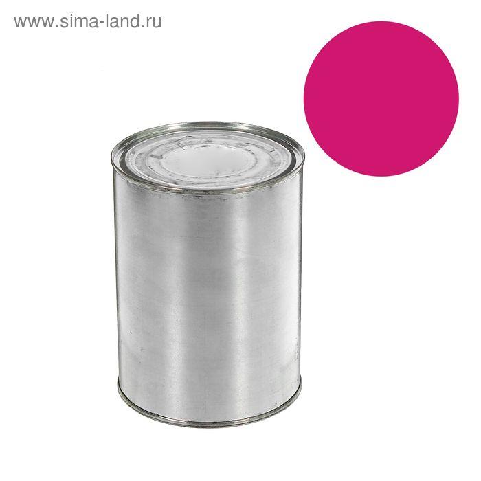 Краска для печати на шарах, 1 л, цвет малиновый HKS 27