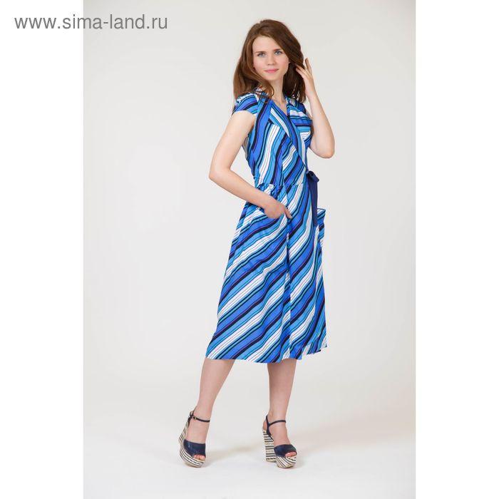 Платье женское, размер 50, рост 170 см, цвет МИКС (арт. Y1146-0180 С+)
