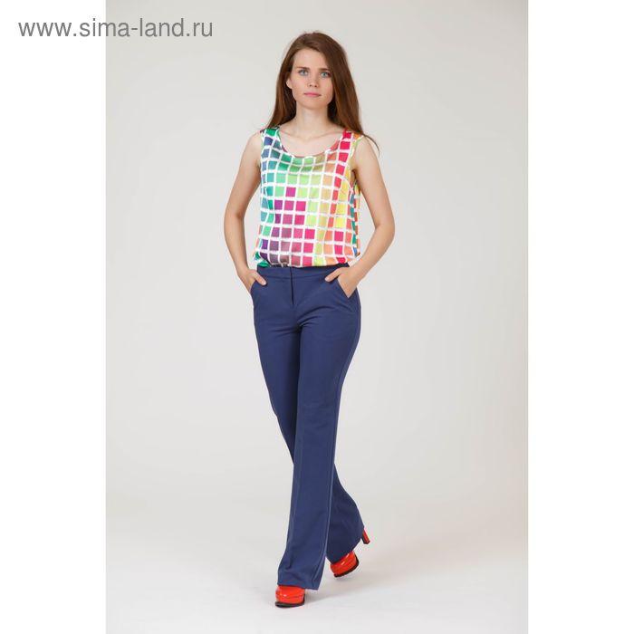 Блуза женская, размер 52, рост 170 см, цвет МИКС (арт. Y1145-0230 С+)