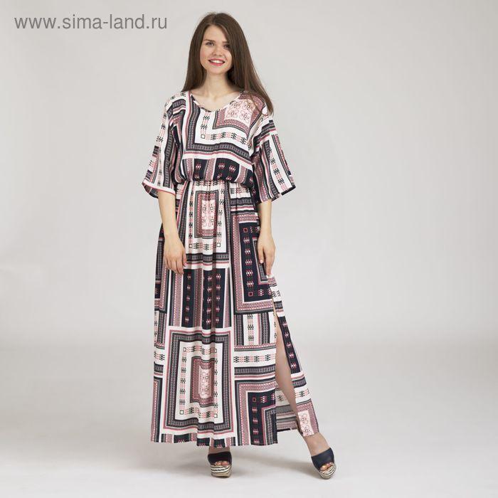 Платье женское, размер 42, рост 170 см, цвет МИКС (арт. Y1157-0239)